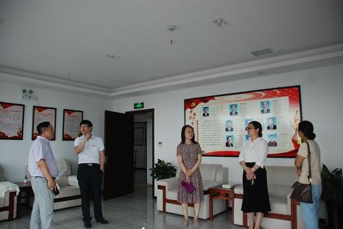 深入基层组织 助力参政议政—民建郑州市委赴二七二支部调研指导